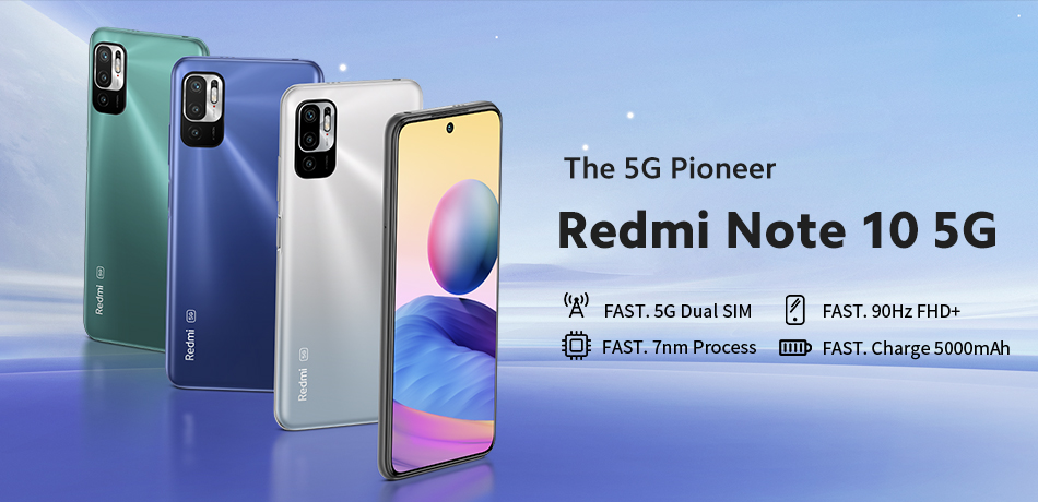 Xiaomi Redmi Note 10 5G купить на АлиЭкспресс
