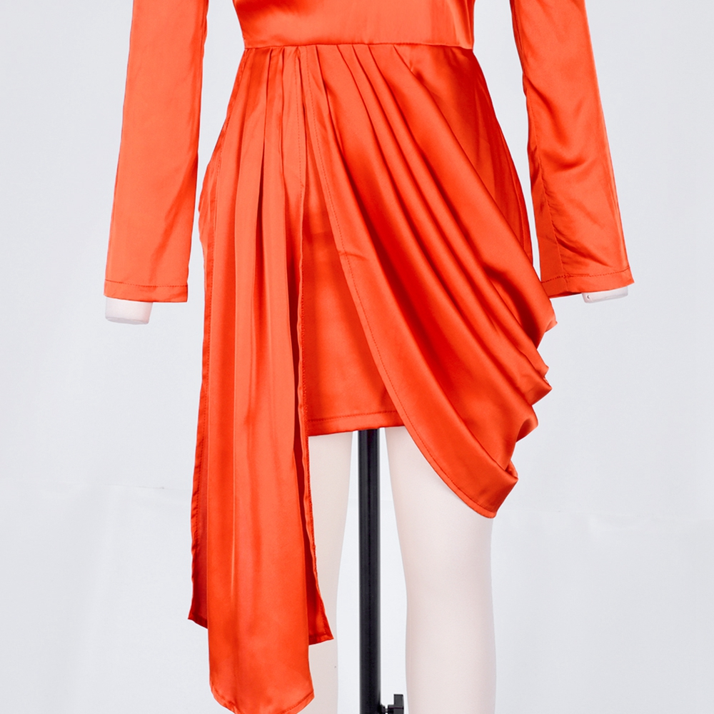 discount Long Orange One 7