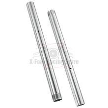 Tubos dianteiros tubos de garfo interno 1 par para yamaha yzf r6 2012-2015 2013 2014