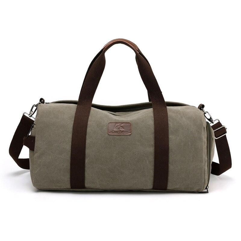 Sports Bag Men For Gym Canvas Sport Bag For Women Fitness Men Training Shoulder Bag Ladies Gym Yoga Bag Big Athletic Travel Bag 8