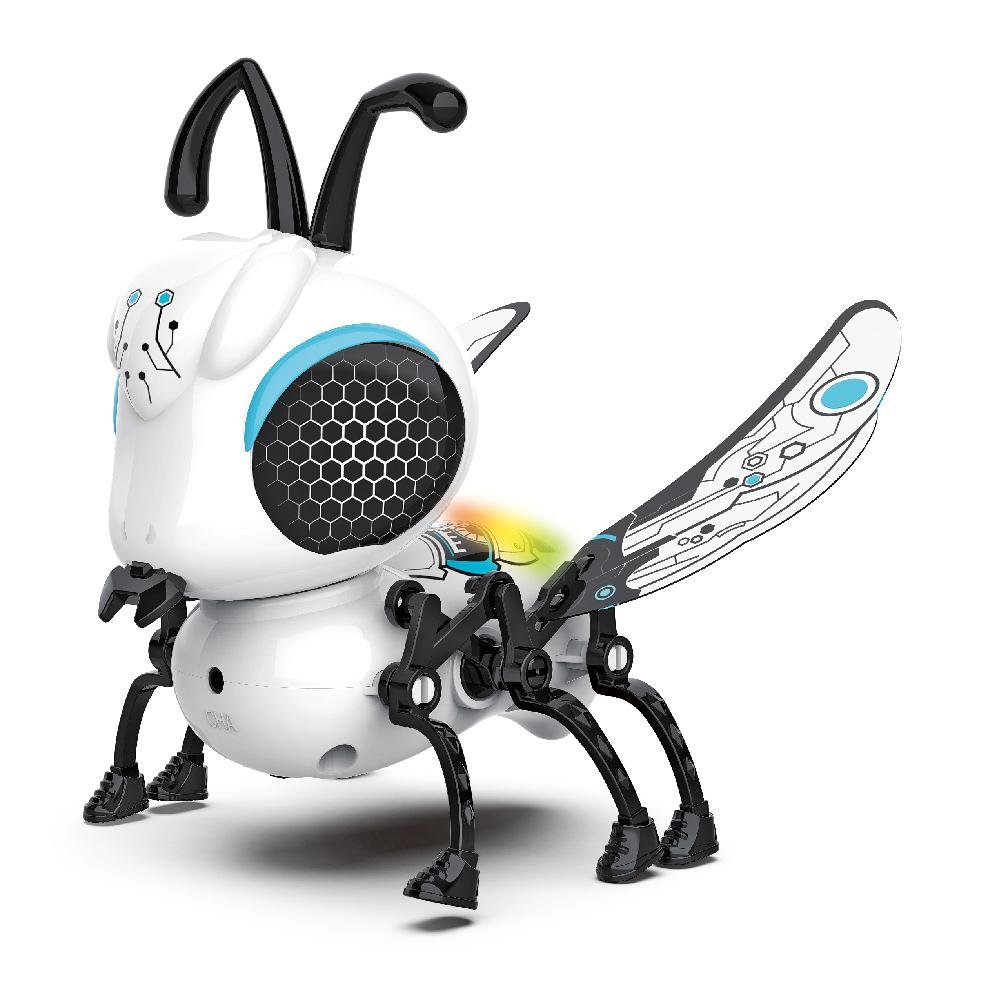 RCtown Robot Insect Cute DIY Sing and Crawling Parent-child Interactive Toys