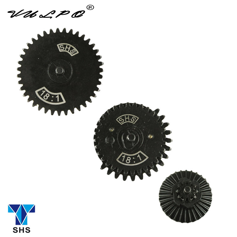 VULPO SHS 18: 1 Original torque Gear Set for hunting accessories For Ver.2/3 Airsoft AEG Gearbox|for hunting|accessories for hunting|airsoft shs - title=