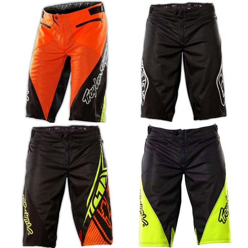 2019 Mens XC Mountain Bike Short AM BMX Bike Riding DH MTB Shorts Downhill Shorts