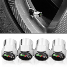 Case Tire-Valve-Cap-Cover Car-Styling-Accessories Car-Wheel VRS Air-Cap Avensis Toyota