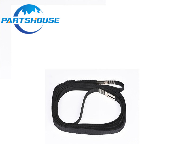 China Carriage Belt CQ869-67072 Q6652-60118 CQ111-67003 Q1273-60228 for <font><b>HP</b></font> D5800 D5500 <font><b>L25500</b></font> L26500 Z6100 T7100 Z6200 4000 4500 image