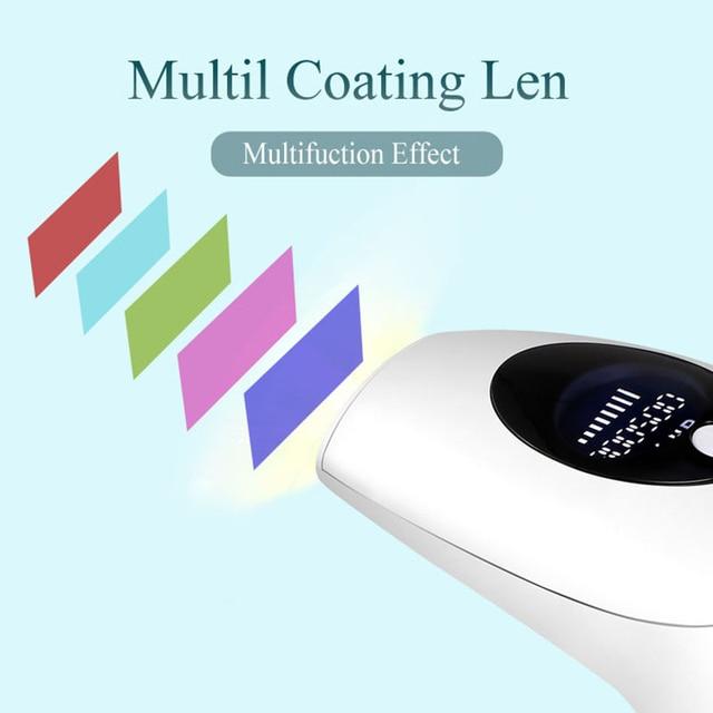 Laser Depilator for Hair Removal 4