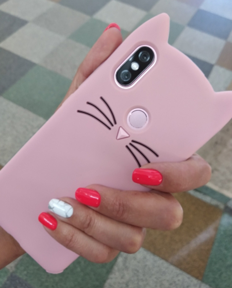 A2 Cat Pink