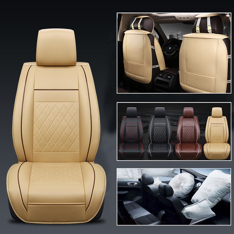 or Van for All Season Truck Universal Car Interior Seat Protector Fit Most Car Car Seat Pad,Breathable Comfort Fron Drivers or Passenger bottom Seat Cushion Covers Suv
