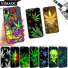 Abstractionism Art high weed Silicone Soft Case for Redmi 4A 4X 5 Plus 5A 6 Pro 6A 7 7A S2 Go K20 Note Prime 8