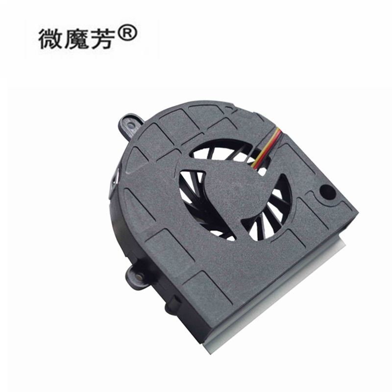 New CPU Cooling Fan For ASUS K43 K53T K43TK K43TA K73B K43T K43B K53B K53BY K53t A53U K53 X53U Cooler Replace Notebook