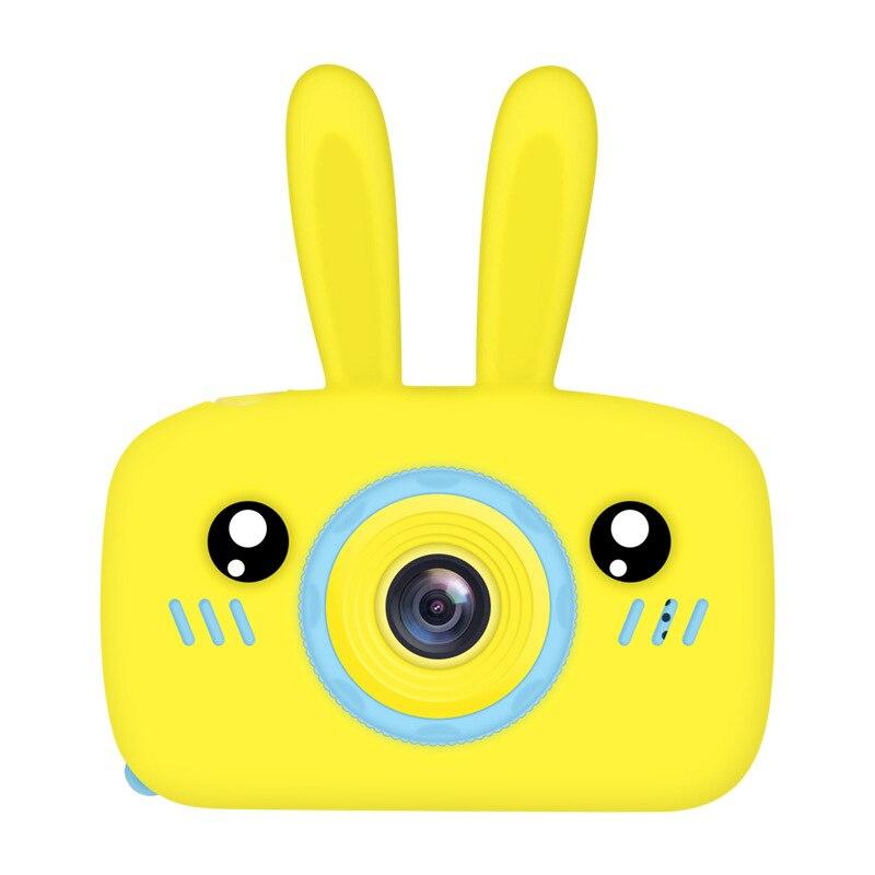 Câmera das crianças dos desenhos animados câmera