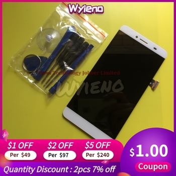 Wyieno 100% Tested Diamond Plus Digitizer Panel Replacement For Archos Diamond Plus Touch + LCD Display Screen Assembly фото