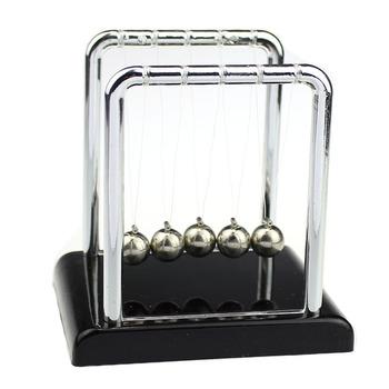 Kołyska newtona wahadło fizyczne edukacyjne Juguetes zabawki dla dzieci dzieci metalowe wyrównać piłkę gry antystresowe biurko z zabawkami tanie i dobre opinie CN (pochodzenie) MATERNITY W wieku 0-6m 7-12m 13-24m 25-36m 4-6y 7-12y 12 + y Newton pendulum none Sport metal and plastic