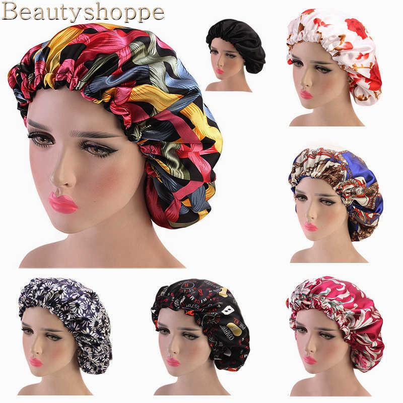 Ankara turban hat colourful cotton cap African print satin lined turban cap