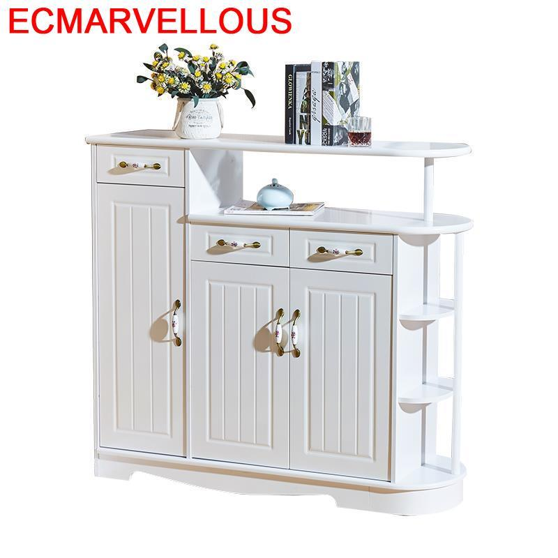 Living Room Table Storage Meuble Dolabi Armoire Shelf Rack Cristaleira Meja Meble Mueble Bar Commercial Furniture Wine Cabinet