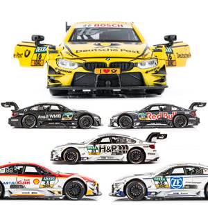 1:32 BMW-M4 Car Model Alloy Car Die Cast Toy Car Model Pull Back Children's Toy Collectibles Free Shipping