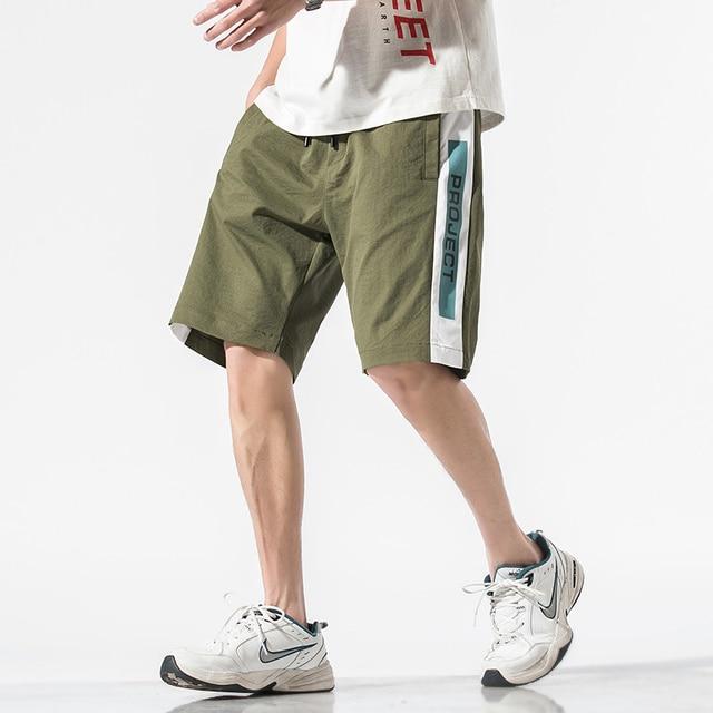 B-BOY Short Bermuda Jogging Homme