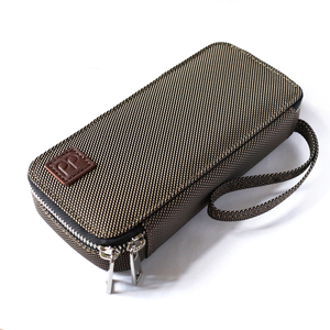 Image 3 - DD ddHiFi C 2019(Brown) Customized HiFi Carrying Case for Audiophiles, Headphone and cables Storage bag, player protective case.