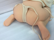 Real Doll China Made Sexdoll Silicone Big Ass Half Body Sex Dolls Robot For Shop Skeleton Rubber Love Adult No Tits