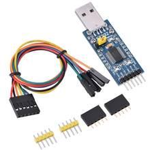 FT232 USB UART kartı (tip A) USB seri seri TTL FT232RL dönüştürücü modülü kiti Windows 7/8/8.1/10 sistemleri Android için