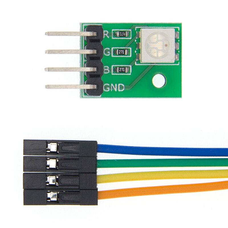 RGB LED Breakout Module RGB LED Module  RGB Module