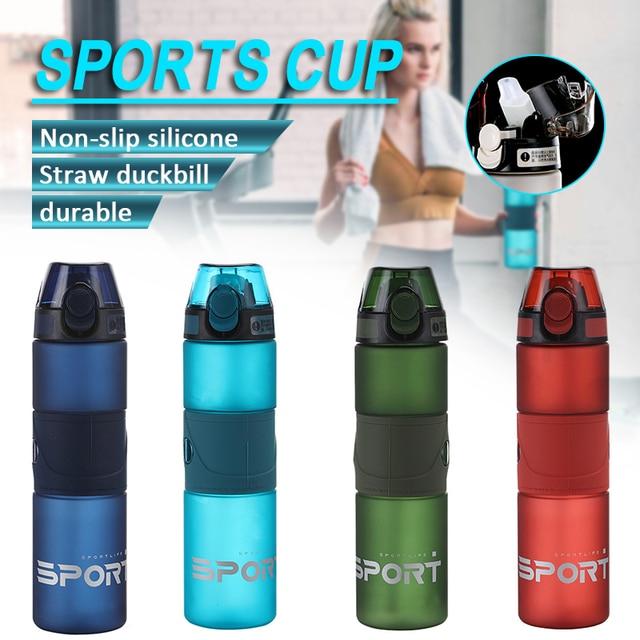 Non Slip Sports Bottle 1