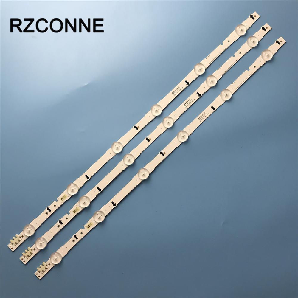 LED Backlight Strip For SAMSUNG 28'' TV D4GE-280DC0-R2 D4GE-280DC0-R3 LM41-00099N UE28J4100 UE28H4000 UN28K4000 UN28H4000AF
