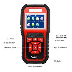 Image 5 - Melhor scanner odb2 completo do varredor de obd2 kw850 do obd 2 suporta multi idiomas controles remotos diagnóstico automático