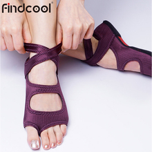Findcool Yoga Shoes Women Pilates Shoes Fitness Sports Trainers Shoes Slip Resistant