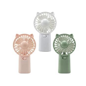 Foldable Handheld Travel USB Desk Fan Electric Desktop Fan Cooling Fan Cooler Plastic Air Conditioning Fan Conditioner lacywear u 1 fan