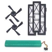 12 v bateria de substituição para neato botvac 70e 75 80 85 d75 d8 d85 aspirador bateria|Peças p/ aspirador de pó| |  -