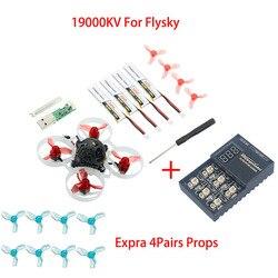Happymodel Mobula6 1S 65 Mm Borstelloze Bwhoop Drone Mobula 6 Bnf Aio 4IN1 Crazybee F4 Lite Flight Controller Ingebouwde 5.8G Vtx