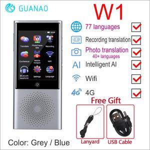 Image 2 - Голосовой переводчик Boeleo K1 Pro, 2,4 дюйма, Wi Fi, 500мп