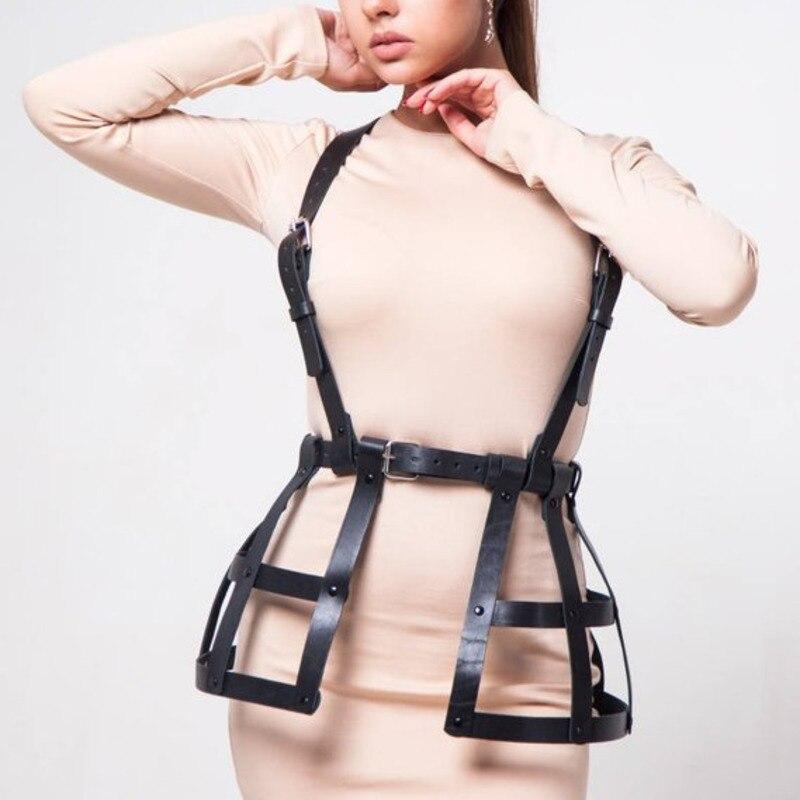 PU Leather Belt 2020 New Design Belts For Women Stylish Punk Style Waistband Strap Belt High Fashion Corset Belt Female ZK847