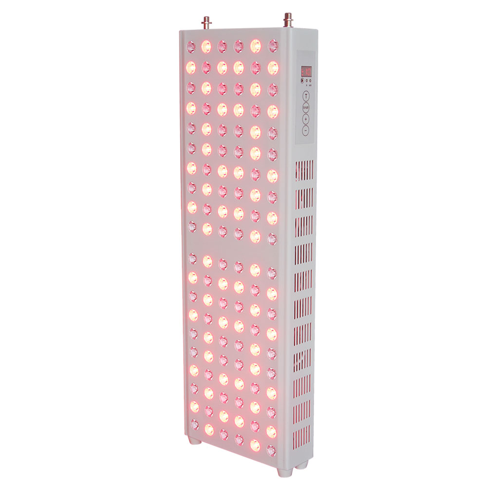 Led Light Therapy 660nm 850nm With Time Full Body Red Light Therapy For Muscle & Joint Pain Relief