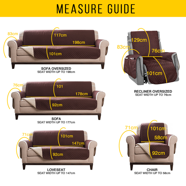 Couch Anti-Slip Cover for Pets 6