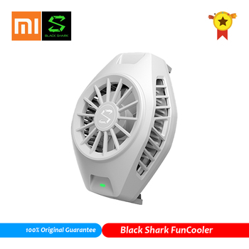 Black Shark Phone Fun Cooler Type-C Charging Back Clip Radiating Device Mobile Phone Cooler Cooling Fan For Xiaomi iPhone Huawei