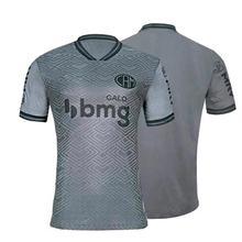 Camiseta 3 Jesu Edward Juan Zaracho Atltico-De-Mineiro Gris Maillots Personalizados-De-Color