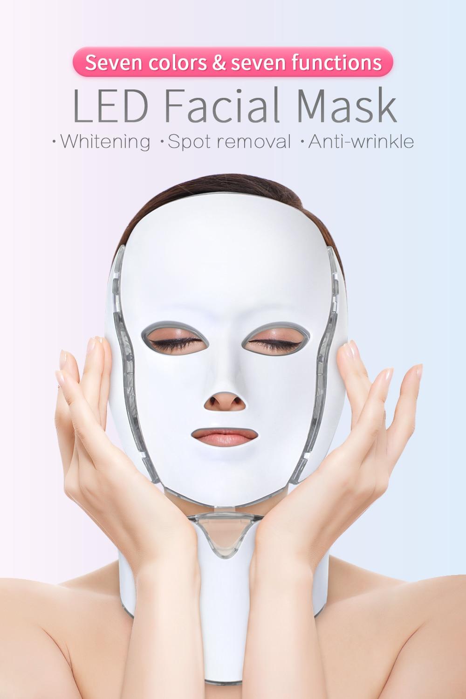 Beauty LED Anti Aging Face Mask