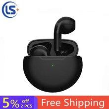 LS Buds4 TWS Drahtlose Headsets Bluetooth Kopfhörer Noise Reduction Kopfhörer mit Mikrofon PK Freebuds 3 für Xiaomi HuaWei