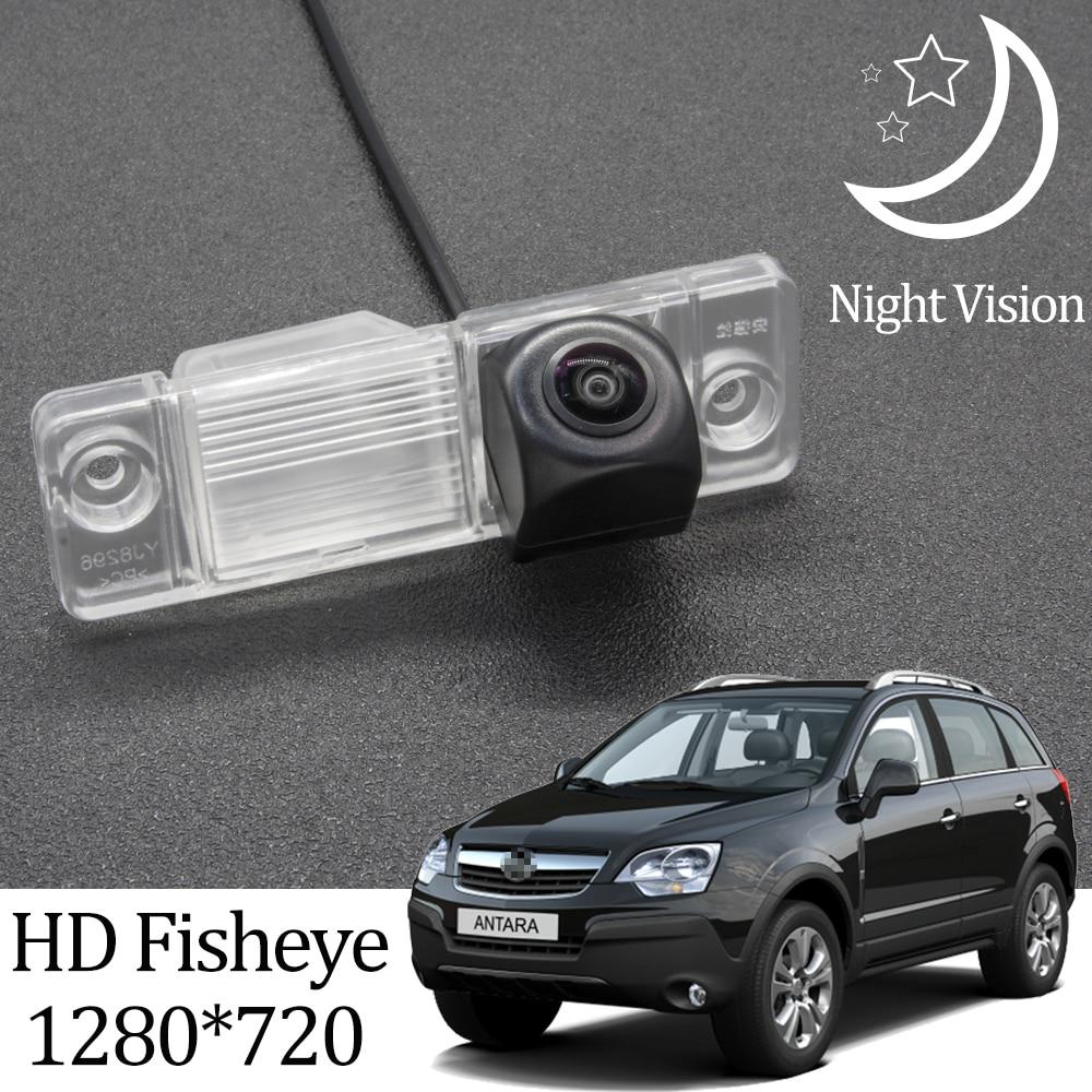 Камера заднего вида «рыбий глаз» Owtosin HD 1280*720 для Opel Antara 2007 2008 2009 2010 2011 2012 2013 2014 2015, монитор парковки