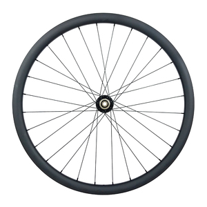 Image 4 - 29er MTB light XC tubeless 34mm carbon boost wheels 30mm depth Novatec D791SB B15 D792SB B12 disc hubs Pillar triple butted 2015