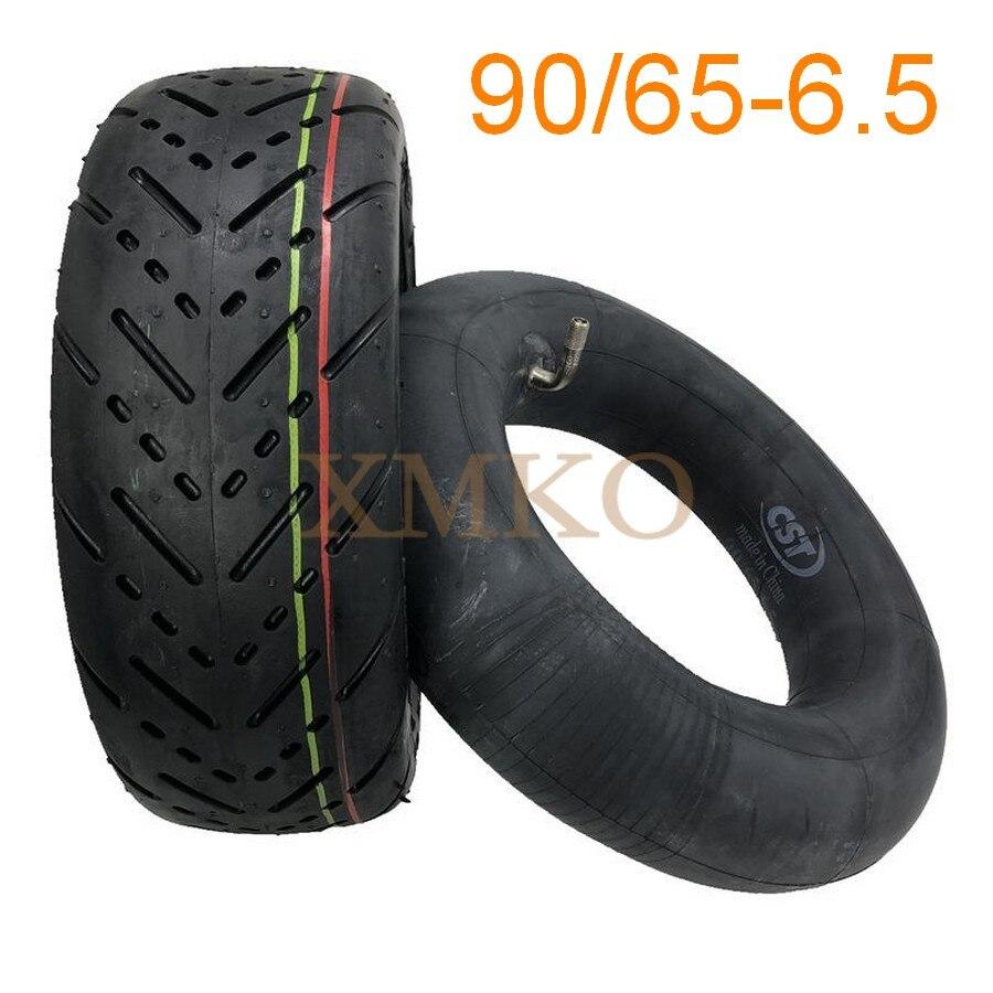Наружная трубка 90/65-6,5 для электрического скутера, сменная 11-дюймовая уличная дорожная шина, утолщенная Высококачественная шина 90/65-6,5