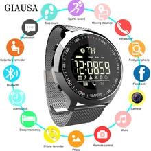 Smart Watch IP68 Waterproof 5ATM Pedometer Message Reminder Long Standby Time Backlight Fitness Tracker Wristwatch sportBracelet цены онлайн