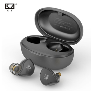 Image 1 - KZ TWS S1D/S1  Wireless Touch Control Bluetooth 5.0 Earphones Dynamic/Hybrid Earbuds Headset Noise Cancelling Sport Headphones