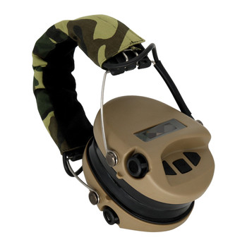 Outdoor hunting IPSC shooting headphones tactical hearing protection protective ear muffs noise reduction headphones   DE