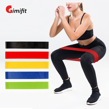 Gimifit Gym Fitness Resistance Bands Yoga Stretch Pull Up Crossfit Exercise Training Rubber Bands Workout Equipment gym fitness resistance bands for yoga stretch pull up assist bands crossfit exercise training workout equipment rubber bands