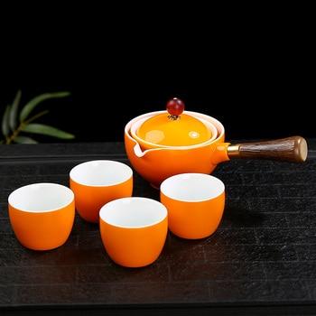 Porcelain Chinese Gongfu Tea Set 2