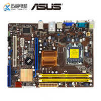Asus P5KPL-AM SE Scheda Madre Desktop G31 Socket LGA 775 Per Il Core 2 Qua DDR2 4G SATA2 USB2.0 VGA uATX originale Usato Scheda Madre