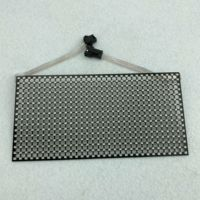 P9823F 2020 SMD P5mm 18*32 píxeles led de luz rígida direccionable  PCB negro  tamaño: 90cm * 160 cm  entrada DC5V|Módulos LED|   -